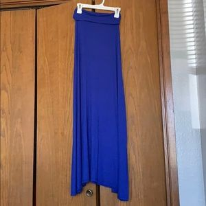 Wet Seal Maxi Skirt